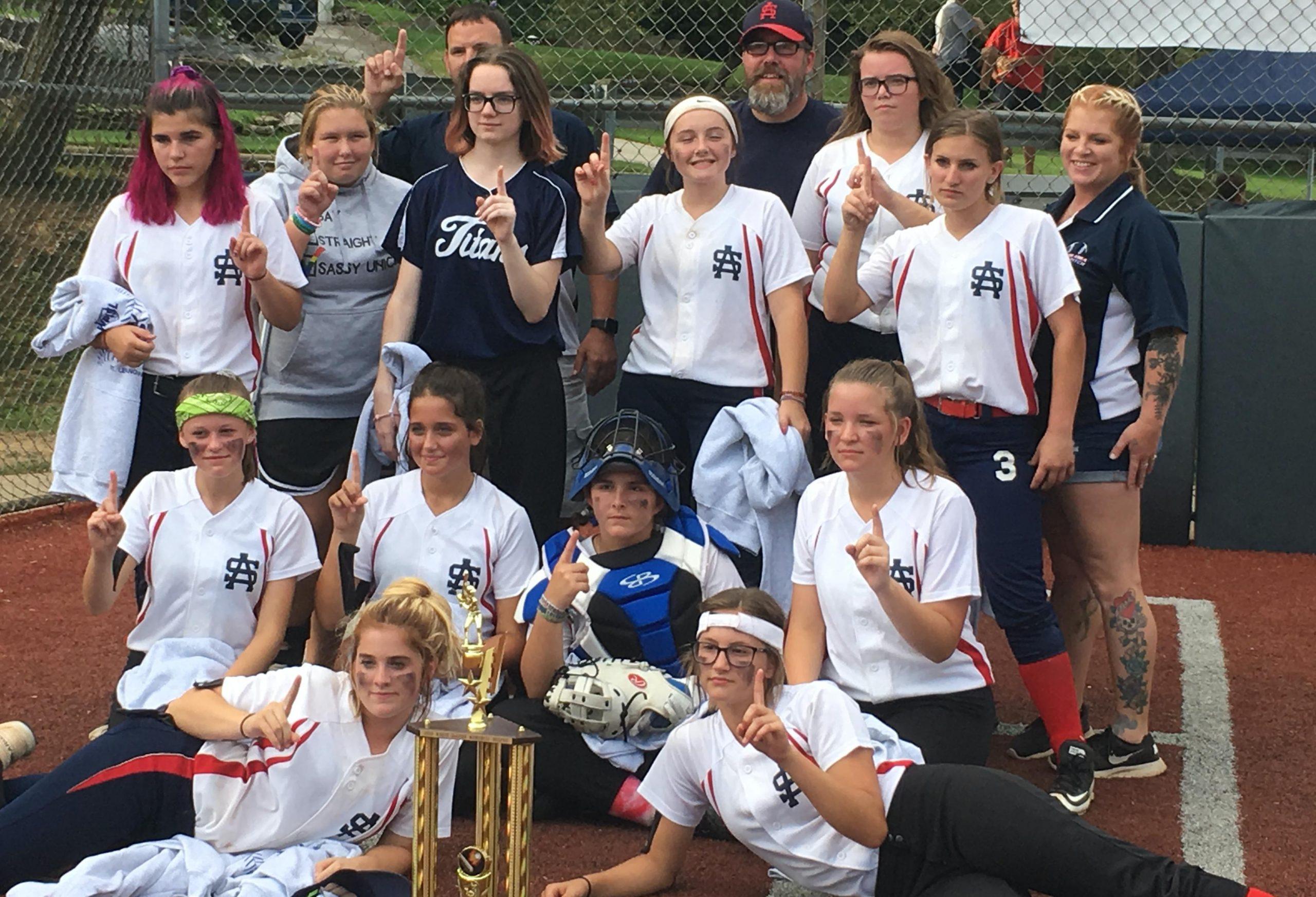 JV Team wins WPISL Tournament